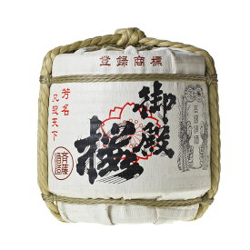 御殿桜 純米酒 ミニ樽酒 1800ml