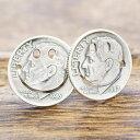 【送料無料】NORTH WORKS(ノースワークス)N-247スマイルコイン カフス