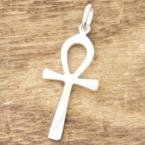 【あす楽】アンククロス ネックレス ペンダントシルバー 925 エジプト 十字架 クロス エジプシャンメンズ レディースペアネックレス お揃い プレゼントファッション ブランド おしゃれTJK SD1