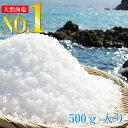 【圧倒的な高評価レビュー 4.86点】塩 自然海塩 500g入り 長崎県五島列島の塩 料理 漬物 天ぷら などにおすすめ