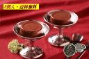 【訳あり】五島軒濃厚ベルギーチョコレートムース5個入・賞味期限21.5.10