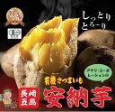 さつまいも 焼き芋 長崎県五島産 有機安納芋 冷凍焼き芋2キロ(プチサイズ) 送料無料
