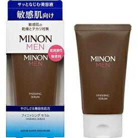 『化粧品』ミノン メン フィニッシング セラム 60g×2本(第一三共ヘルスケア)