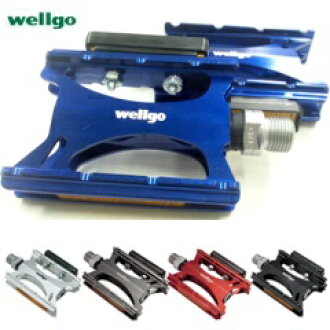 Wellgo(uerugo)LU-C16铝CNC两面踏踏板