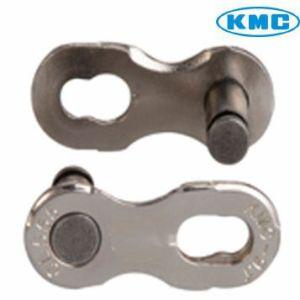 【在庫あり】KMC(ケーエムシー)CL-573R 6/8S 新HG用ミッシングリンク シルバー(2個入り)