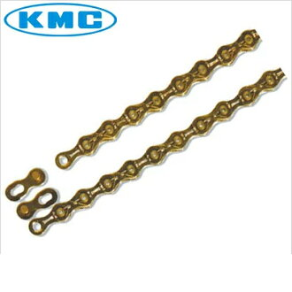 Chain X10SL TI-GOLD 116L for KMC the tenth speed