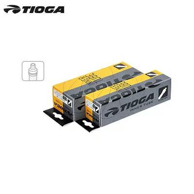 """TIOGA(タイオガ) インナー チューブ (イングリッシュ バルブ) 22""""×1.3/8"""" 27mm TIT08900"""