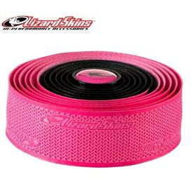 リザードスキンズ DSP 2.5 DUAL 2.5mm厚バーテープ ブラック/ネオンピンク