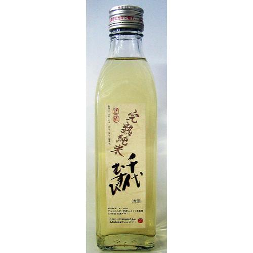 千代むすび 完熟純米 300ml 日本酒 鳥取 地酒