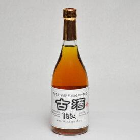 諏訪泉 純米古酒 1994 720ml 日本酒 鳥取 地酒 ギフト お歳暮 父の日 お中元