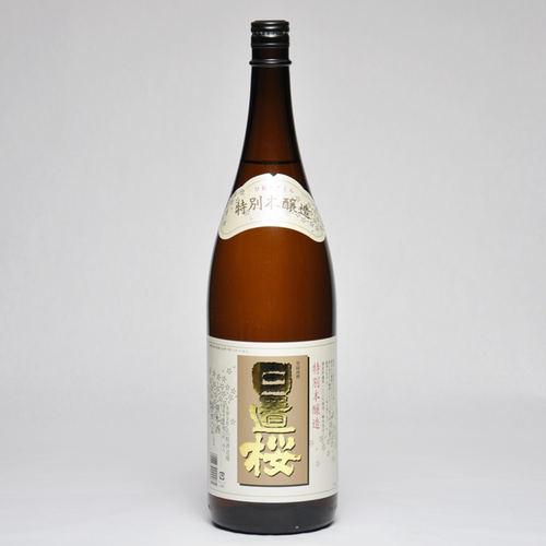 日置桜 特別本醸造 1800ml 日本酒 鳥取 地酒 ギフト お歳暮 父の日 お中元
