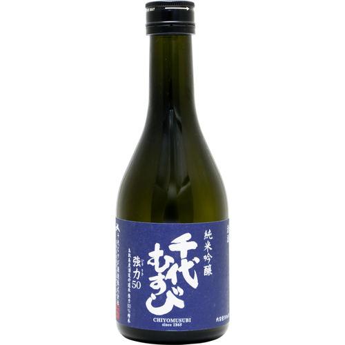 千代むすび 純米吟醸 強力(ごうりき)50 300ml 日本酒 鳥取 地酒