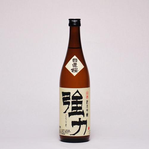 日置桜 純米吟醸 「伝承強力」 720ml 日本酒 鳥取 地酒 ギフト お歳暮 父の日 お中元