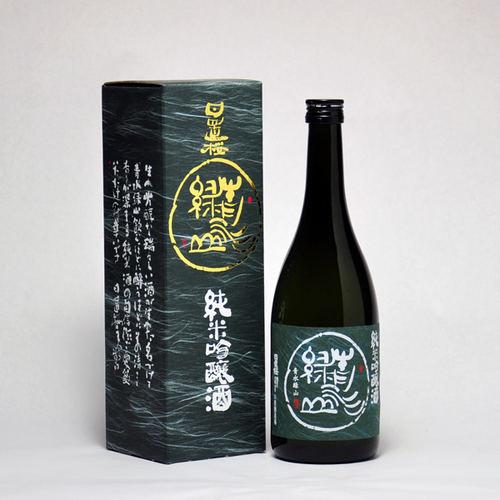 日置桜 純米吟醸 「青水緑山」 720ml 日本酒 鳥取 地酒 ギフト お歳暮 父の日 お中元