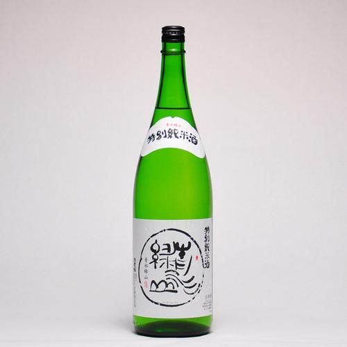 日置桜 特別純米 「青水緑山」 1800ml 日本酒 鳥取 地酒 ギフト お歳暮 父の日 お中元
