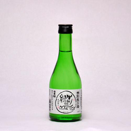 日置桜 特別純米 「青水緑山」 300ml 日本酒 鳥取 地酒