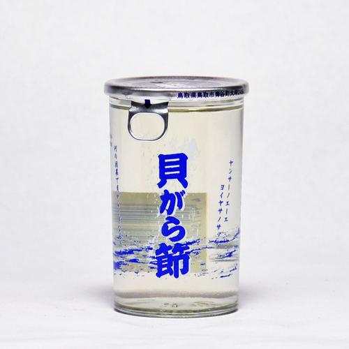 日置桜 本醸造「貝がら節」ワンカップ 180ml 日本酒 鳥取 地酒