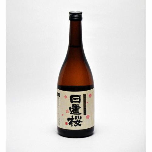 日置桜 純米酒 720ml 日本酒 鳥取 地酒 ギフト お歳暮 父の日 お中元