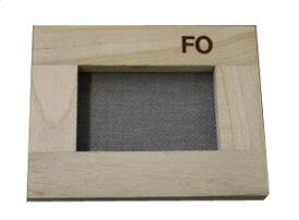 桐材・木枠_F0(180mm x 140mm)■格安!10個おまとめ買い■※本数追加は1個290円になります。
