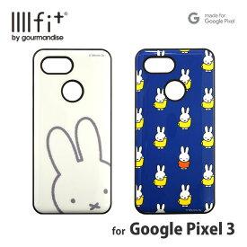 ミッフィー IIIIfit GooglePixel 3 対応ケース