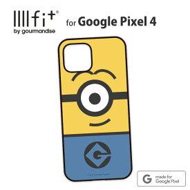 怪盗グルーシリーズ/ミニオンズ IIIIfit Google Pixel 4対応ケース