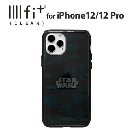 STAR WARS/ IIIIfit Clear iPhone12/12 Pro対応ケース