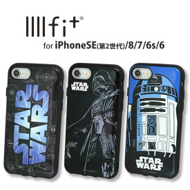 〈STAR WARS〉IIIIfit iPhoneSE(第2世代)/8/7/6s/6対応ケース