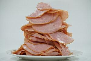 ハム 肉 にく ニク ロースハム 切り落とし 500g×2袋 計1kg 冷凍 送料無料 同梱可