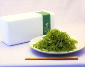海ブドウ 沖縄県産 海ぶどう 約300g シークヮーサーのタレ6個付き 常温 シークヮーサー 海藻類 沖縄 送料無料