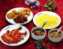 【ご予約限定】特別料理をご自宅で!銀座デリー特製『クリスマスディナーセット 2020』 3〜4人前 化粧箱入 ※冷蔵 …