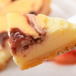 訳あり!濃厚クラシックチーズケーキ(ラズベリー)
