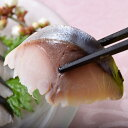 しめさば しめ鯖 梅酢しめさば 半身1枚×2袋(約6人前) さば サバ 鯖 シメ鯖 しめサバ 〆さば 〆サバ 〆鯖 魚介 お刺身…
