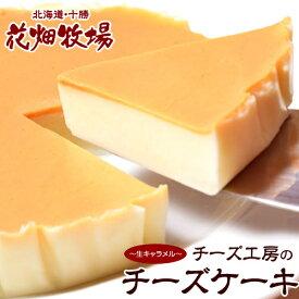 ケーキ キャラメル 花畑牧場 チーズケーキ 生キャラメル 200g スイーツ お取り寄せ 化粧箱入り 冷凍同梱可能