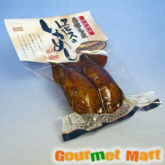 有,做龟函馆特产,包装2条蒸煮袋!