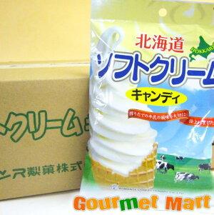 ロマンス製菓 北海道ソフトクリームキャンディ ×10袋入 1ケース