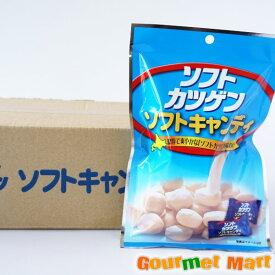 贈り物 ギフト 雪印パーラー ソフトカツゲン ソフトキャンディ 10袋入 1ケース