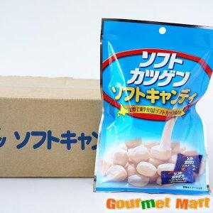 雪印パーラー ソフトカツゲン ソフトキャンディ 10袋入 1ケース
