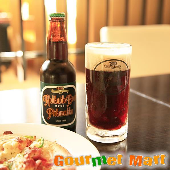 お中元ギフト 北海道ビール 千歳地ビール「ピリカワッカ」スタウト 330ml 6本セット