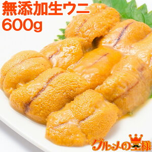 送料無料 うに 冷凍生うに 無添加 100g×6パック 最高級Aグレード。うに丼約12杯分のお試しサイズ【ウニ ウニ丼 刺身 うにパスタ うにスパゲッティ うに軍艦 いちご煮 海鮮丼 手巻き寿司 寿司