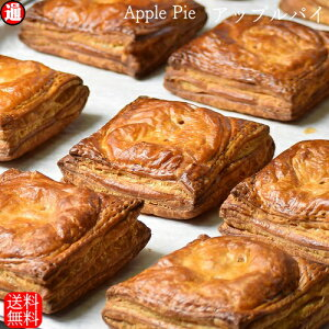 アップルパイ 【青いりんごのパイ】りんご好きにはたまらない スイーツ冷凍 アップルパイ sweets 青森県産りんご 青森りんご有機栽培 母の日 父の日 プレゼント 誕生日ケーキ Apple Pie スイー