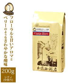 コスタリカ世界規格Qグレード珈琲豆(200g)/グルメコーヒー豆専門加藤珈琲店/珈琲豆