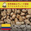 【訳あり大処分・200g】コロンビア世界規格Qグレード珈琲豆(200g/20180408)