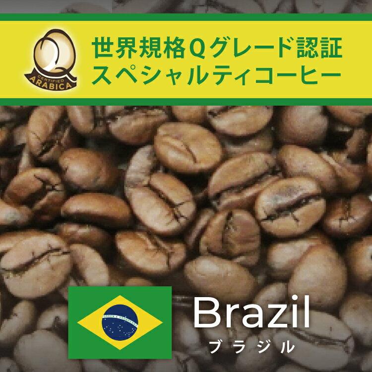 ブラジル世界規格Qグレード珈琲豆(200g)(ブラジルサントス)/グルメコーヒー豆専門加藤珈琲店/珈琲豆