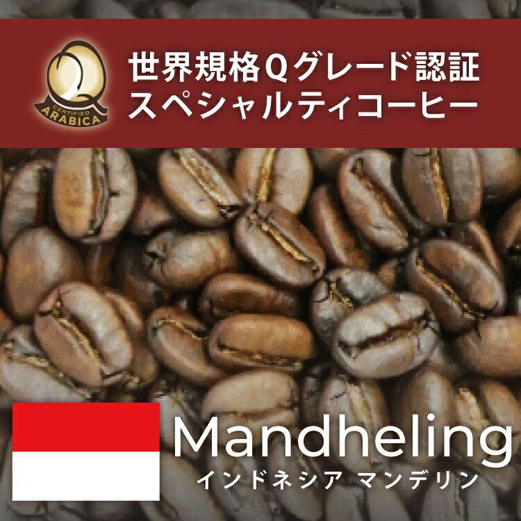 インドネシア・マンデリン世界規格Qグレード珈琲豆(100g)/グルメコーヒー豆専門加藤珈琲店/珈琲豆