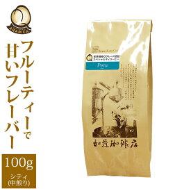 ペルー世界規格Qグレード珈琲豆(100g)/グルメコーヒー豆専門加藤珈琲店/珈琲豆