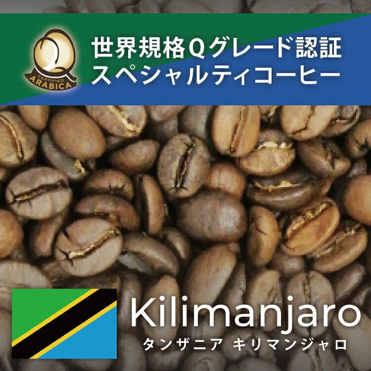 タンザニア・キリマンジャロ世界規格Qグレード珈琲豆(100g)/グルメコーヒー豆専門加藤珈琲店/珈琲豆