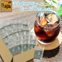 送料無料【メガ盛り100バッグ入】魔法の水出しアイスコーヒーバッグ 加藤珈琲 コールド