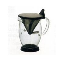 [お取り寄せ商品]ドリッパーポットカフェオール2杯用 CFO-2B (HARIO)/グルメコーヒー豆専門加藤珈琲店