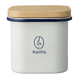 [お取り寄せ商品]アンドカリタ角型キャニスター/カリタ(Kalita)