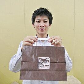 加藤珈琲店オリジナル紙袋Ver.2/グルメコーヒー豆専門加藤珈琲店